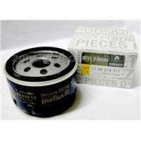 Фильтр масляный Renault Kangoo/Trafic/Opel Vivaro 1.9D/1.5dCi/1.4i/1.6i (50mm) (низкий) 7700274177
